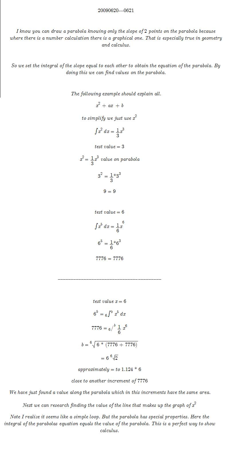 how to find the tangent line without knowing the equation